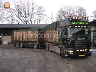 Scania V8 Omgeving Ede