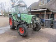 Tractor Fendt 714 vario
