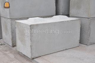 Betonblok 1.60x80x80 - 2 ... Omgeving Utrecht
