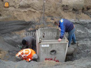 GRONDWERKER GEKEURD Omgeving Zaanstreek