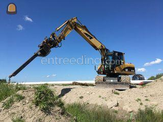 Caterpillar M 315 C Omgeving Hoekse Waard