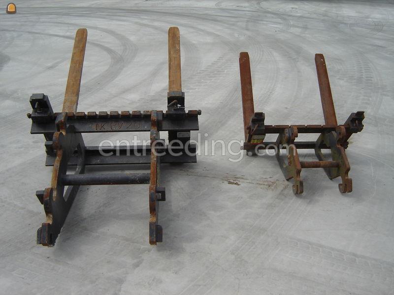 Palletvorkenborden palletvorken CW-1 en CW-2