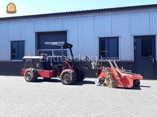 Talud maaier Power trac P... Omgeving Den Bosch