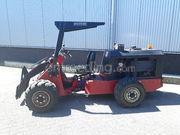 Talud maaier Power trac PT 1850
