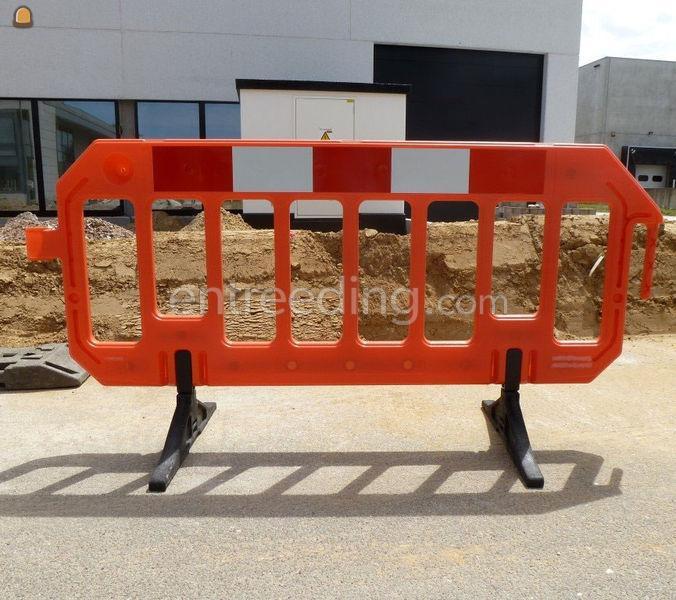 Verkoop van weg- en werfsignalisatie, veiligheidsproducten