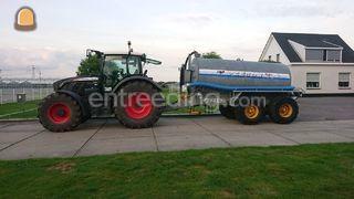 Tractor + Waterwagen 9 MÂ... Omgeving Westland