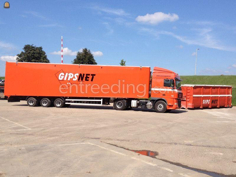 Daf Walking Floor GipsNet B.V.