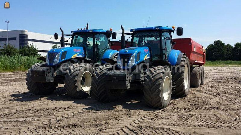 Tractor/kipper Kok Lexmond bv