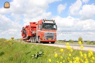 Volvo FH16 Omgeving Vianen