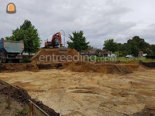 uitgraven, grondwerken Omgeving Hasselt