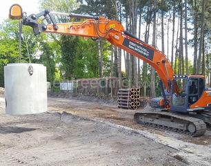 rioleringswerken, plaatse... Omgeving Hasselt