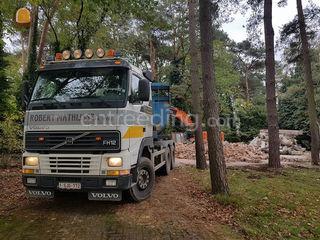 Volvo FH12 kipper oplegge... Omgeving Hasselt