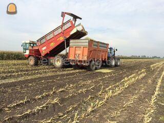 Silagewagen Vaia 14 ton Omgeving Alphen a/d Rijn