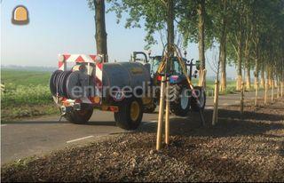 Waterwagen + arm 5m3 Omgeving Alphen a/d Rijn