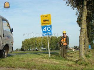 Bosmaaien Omgeving Alphen a/d Rijn