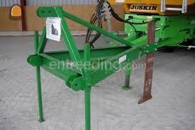 Tractor + ondergronder Moldrain