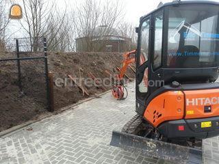 Minigraver / midigraver Omgeving Steenwijk
