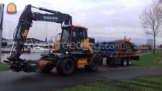 Volvo EWR 150e Omgeving Steenwijk