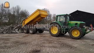 Tractor + kipper Omgeving Steenwijk
