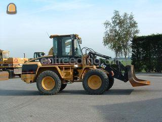 Caterpillar IT 14 Omgeving Leiden