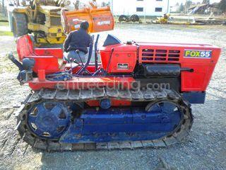 Tractor + rotorkopeg Omgeving Druten