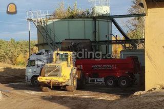 Wiellader 15 ton Omgeving Hasselt