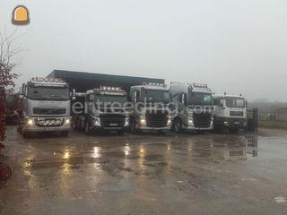 Volvo kipper containerwag... Omgeving Hasselt