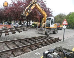 spoorwegwerken Omgeving Antwerpen