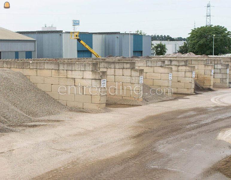 gebroken beton, 16-40mm