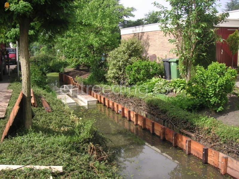 Waterwerken Beschoeiing/Damwand