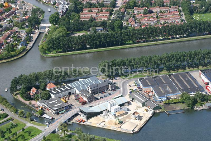 Loskade weesp- amsterdam