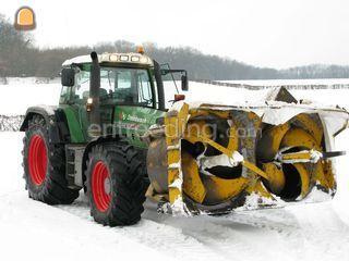 Sneeuwfrees Omgeving Oostelijke Mijnstreek