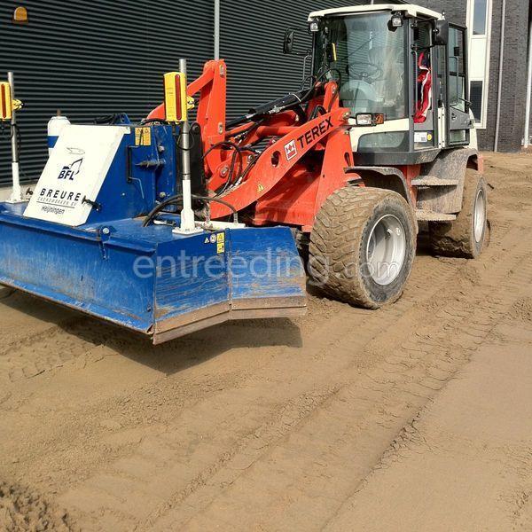 Wiellader / shovel terex tl 100