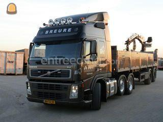 Volvo fh 500 + rijplatent... Omgeving Roosendaal