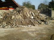 Puin ongebroken Ongebroken pui