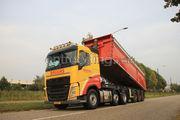 Volvo FH 460 pk 6x2 ATM Kipper/oplegger