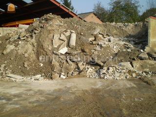 Ongebroken puin Omgeving Tilburg