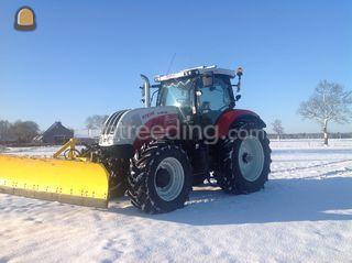 Nido strooier + sneeuwplo... Omgeving Tilburg