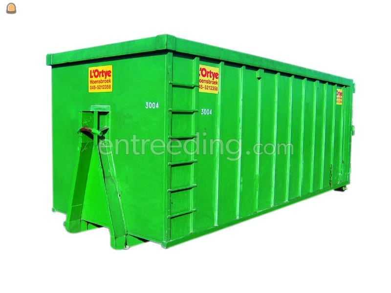 Container 40 m3