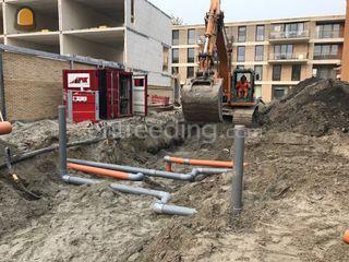 Rioleringswerken  / afwat... Omgeving Steenbergen