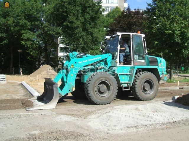 Wiellader / shovel Ahlmann AZ150