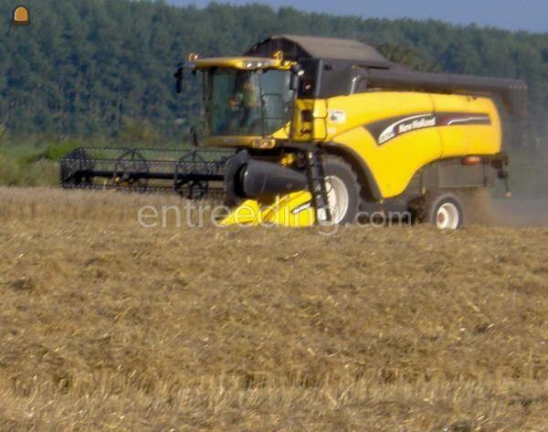 Maaidorsers New Holland CX720