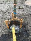 Trekker + watertank 5m3