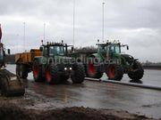 Tractor + kipper Fendt Vario + Dumper 24ton