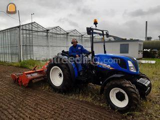 New Holland T4 Omgeving Westland