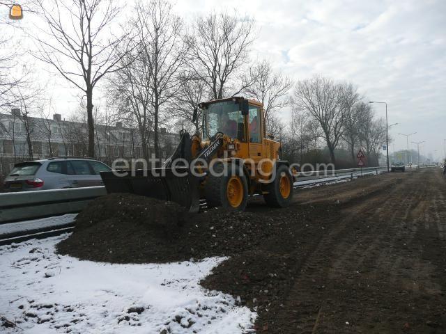Wiellader / shovel Volvo l 50