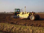 Tractor + kilver John Deere + mekos dozerbak laser gestuurd
