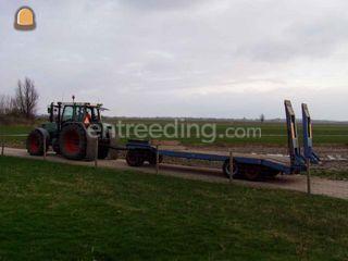 Traktor +nooteboom semie ... Omgeving Kamerik