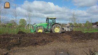 Tractor + Bosfrees Omgeving Tiel