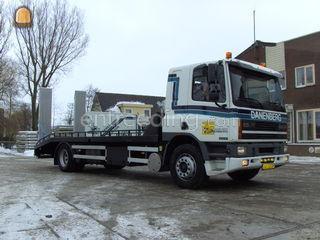 DAF 85 Oprijauto Omgeving Alkmaar